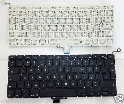 "Apple Macbook Pro A1278 13.3"" UK Layout Laptop Keyboard 2009-2011 New"