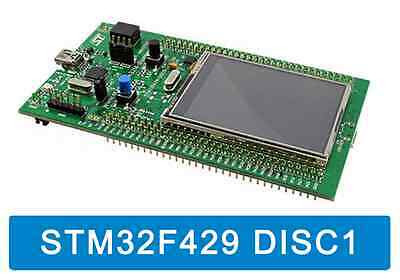 New version! STM32F429 DISC1 LCD Discovery ARM Development Board