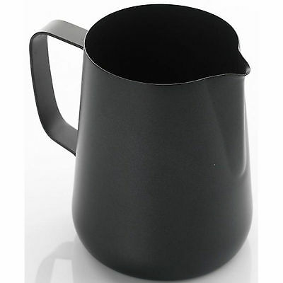Premium Teflon Coated Easy Clean Latte Coffee Pitcher Foaming Milk Frothing Jug