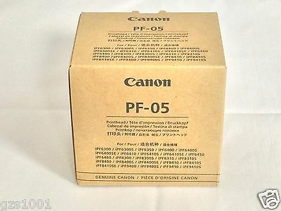 Discount now!! Canon print head PF-05 3872B001 From Japan Free shipping