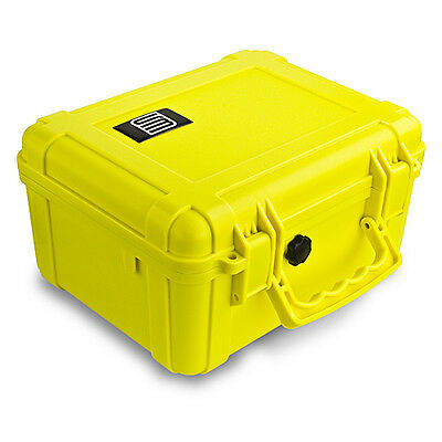 S3 T6500 Yellow Case with Foam