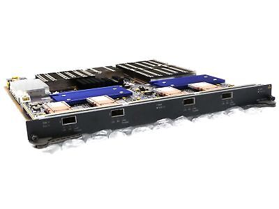 Alcatel Lucent Integrated Media Module Imm4-10Gb-Xfp 3He03622Aa Imm 10Ge 7750 Sr