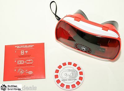 View-Master Virtual Reality Starter Pack - VERY GOOD Condition