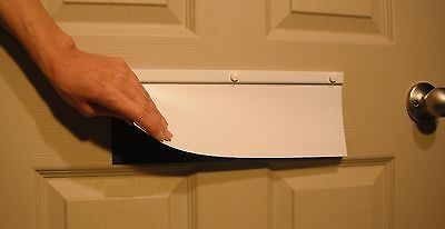 Energy Efficient Magnetic Mail Slot Door - Draftless