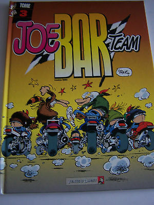 Bd Joe Bar Team N° 3  . 1996 .tres Bon Etat .