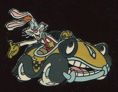 Roger Rabbit and Benny the Cab 2001 Disney Pin 4219