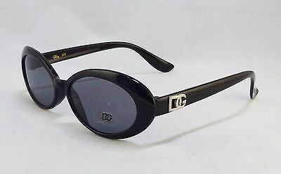 Kid's DG Eyewear Sunglasses BLACK Children's Designer Fashion Small Girls New