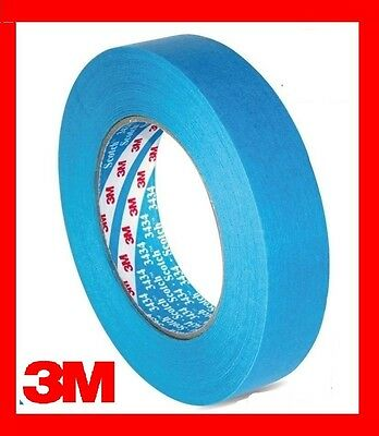 Masking Tape 3M for Painting, 19mm x 50m Genuine 3M 3434