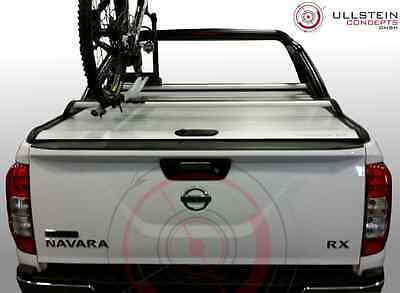 Abdeckung Rollcover Mountaintop Roll Nissan Navara King Cab 2016 D23 / NP300