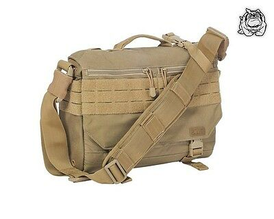 5.11 Tactical Rush Delivery Mike Bag 56176 / Sandstone 328 * New *