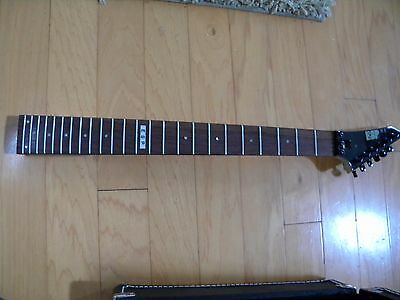 ESP M-II Standard Neck with Gotoh tuners