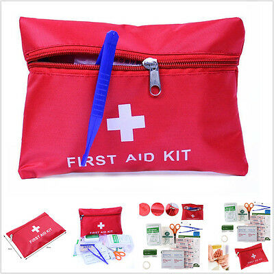 First Aid Kit for Home Office Car SUV Travel Camping Medical Emergency 38 Pieces