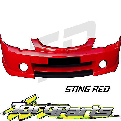 Sting Red Front Bar Suit Vy Ss Holden Commodore 02-04 S Bumper Cover