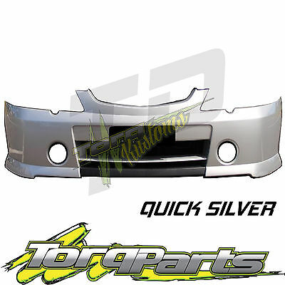 Quick Silver Front Bar Suit Vy Ss Holden Commodore 02-04 S Bumper Cover