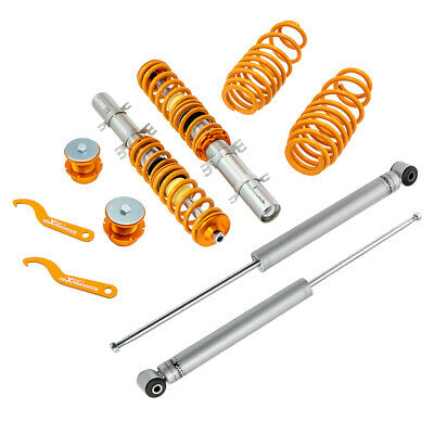 Street Suspension for VW Volkswagen Golf MK4 Coilover 1.9 TDi FWD AMI