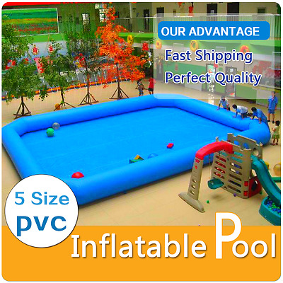 Inflatable Pool for Water Walking Ball Zorb Ball Bumper Ball and other games