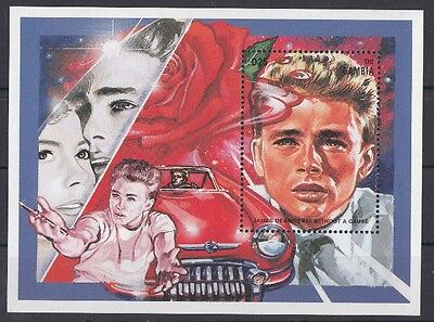 Gambia 1995 Bf 262 James dean MNH