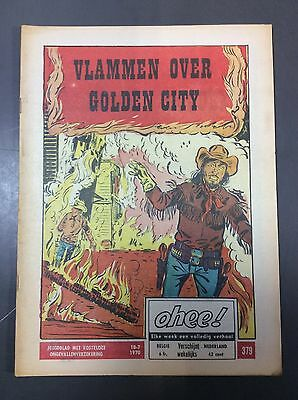 Ohee! Nr 379, 1970 - Vlammen over Golden City
