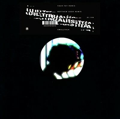 Smalltalk Remixes - Ultraista (2012, Vinyl NEW)