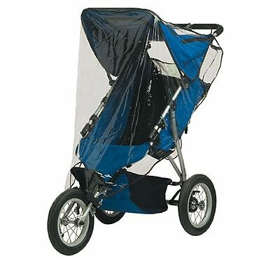 Jolly Jumper - Weathershield for Jogger Strollers - Baby, Infant, Toddler