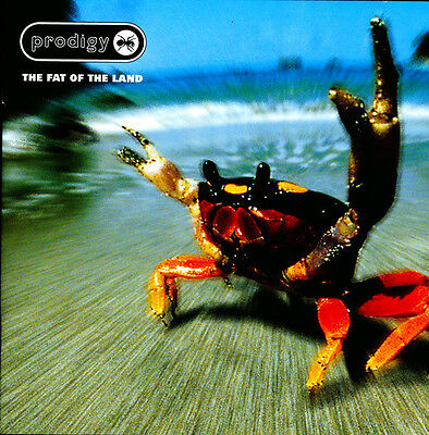 Fat Of The Land - Prodigy (2012, Vinyl NEW)