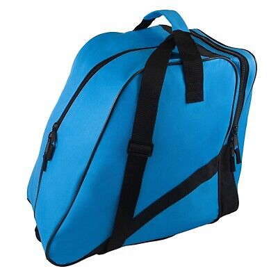 Ski / Snowboard Boot Bag NEW - Quality Blue Design - Travel Snow - Protection