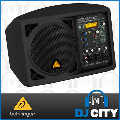 Behringer Eurolive B207MP3 150W Compact Active Speaker - DJ City Australia