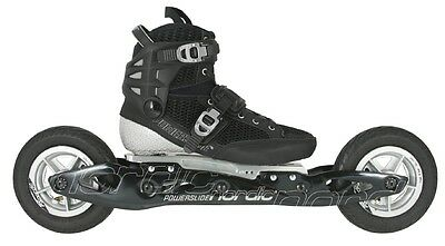 Powerslide Nordic Cross Trainer! Nordic Skates! Gr. 39