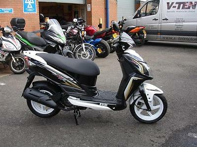 Sym Jet 4 125 - New 4 Stroke Scooter - £1749 On The Road