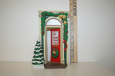 Department 56 Merry Makers Figurine - Heavenly Bakery Entrance
