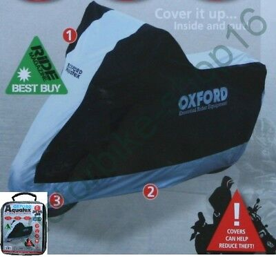 Oxford Dormex Indoor Motorcycle Cover size L Large OF921