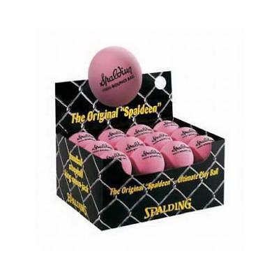 Spalding Sports Div Russell 51-153 Small Pink High-Bouncing Ball - Quantity 24