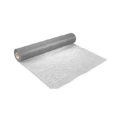 New York Wire FCS8847-M 48-In. x 100-Ft.  Gray Fiberglass Insect Window Screen -