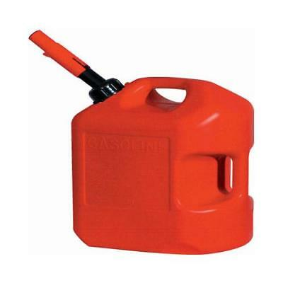 Midwest Can 6600 6-Gallon Plastic Gasoline Can - Quantity 1