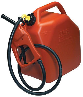 Scepter Canada 08341 Maxflo Siphon/Pump Combo With 5-Gal. Gas Can - Quantity 1
