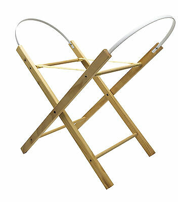 Deluxe Folding Moses Basket Stand