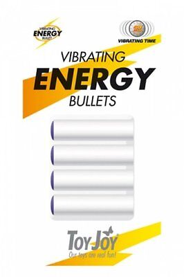 Toy Joy - Vibrating Energy Bullets