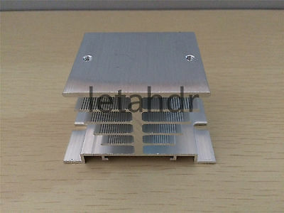 New Heat Sink for Solid State Relay SSR Up To 40A + 2 screws