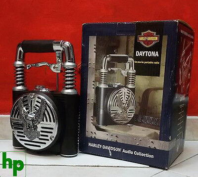 Daytona - HARLEY-DAVIDSON  Audio collection - Radio Manubrio