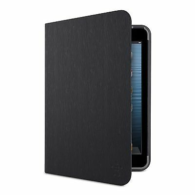 NEW BELKIN FORMFIT COVERLET COVER CASE FOR IPAD Mini 1st GEN, Mini2 Mini3 BLACK