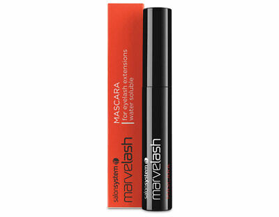 Salon System Marvelash Volume-Up Mascara 8ml Volumising Water Washable