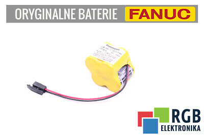New Original Battery A98L-0031-0025 Br-2/3Agct4A 6V A06B-6114-K504 Fanuc Id600