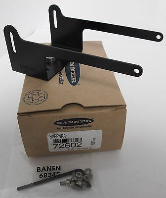 Banner SMBP4RA (72602) PresencePLUS P4 Right Angle Mounting Bracket