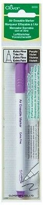 Clover 5030 Extra Fine Air Erasable Marker, Purple. Delivery is Free