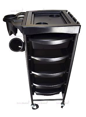 Stylish Salon Beauty Spa Hairdresser Hair Coloring Trolley Massage Furniture