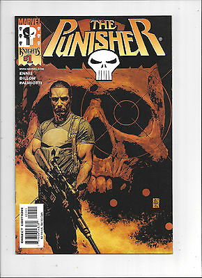 The Punisher #1/Marvel Knights 2000 Comic Book/NM+