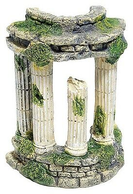 Ancient Columns Round Pillar Ruin Aquarium Ornament Fish Tank Decoration