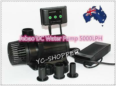 Jebao DC-5000 Aquarium Low Voltage Submersible Water Pump 6 Variable Speed