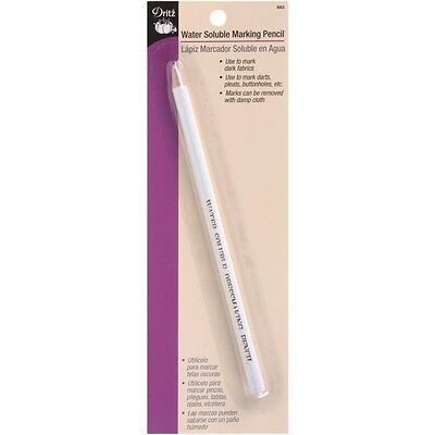 Water Soluble Marking Pencil. Shipping Included