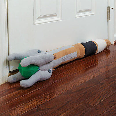 """Licensed Dr Who Sonic Screwdriver Draught Excluder 35"""" long *New*  EXPRESS POST"""